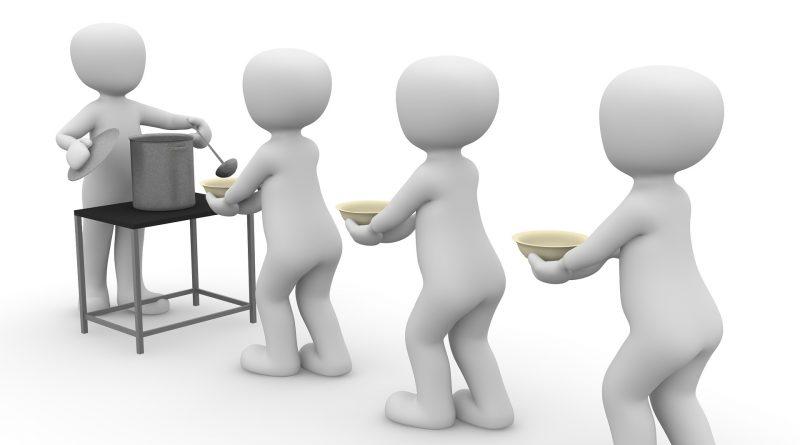 Distribusi Makanan dalam Penyelenggaraan Makanan