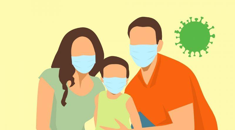 Makanan Sehat Lindungi Keluarga dari Pandemi COVID-19